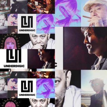 【KO KIMURA、スケジュール更新!】『Underdigic』は 今夜23:00より!