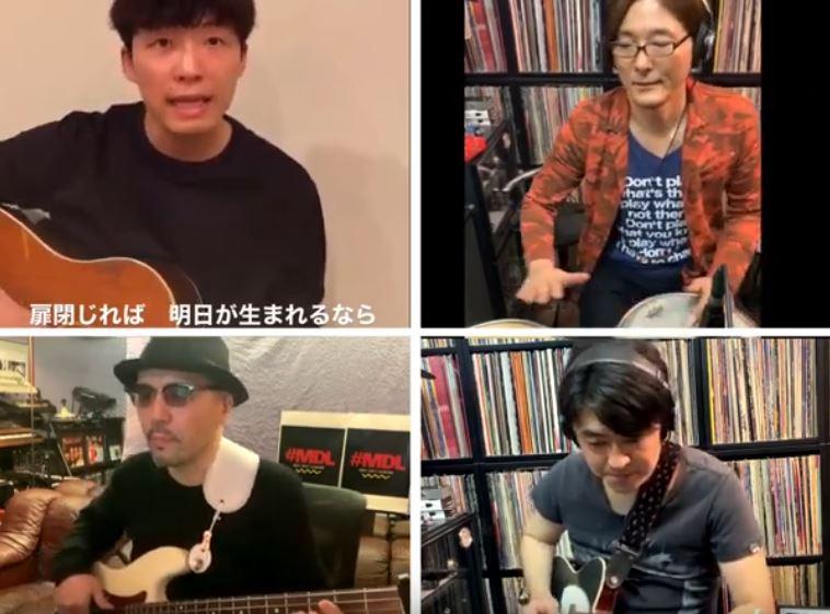 TDO (Tokyo Discotheque Orchestra)が、 星野源とのコラボレーションを披露!!