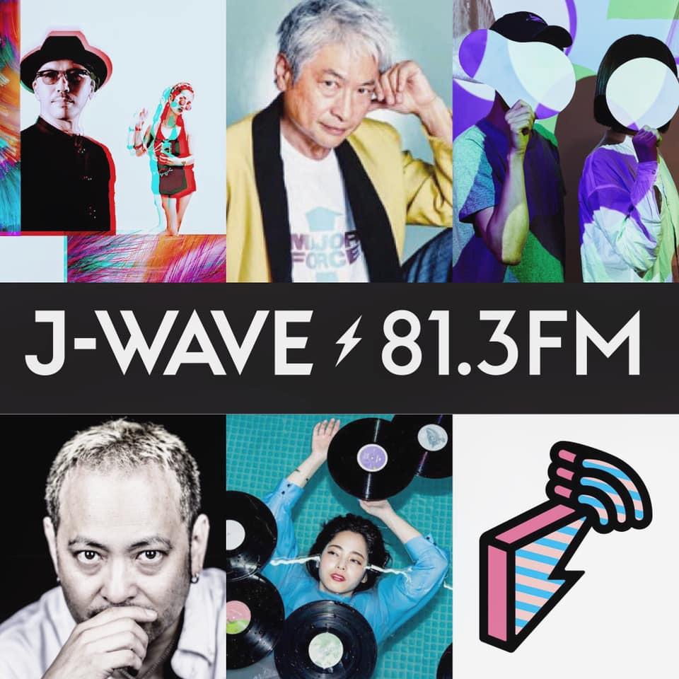 【Breaking NEWS‼️‼️】毎週深夜3:00-5:00放送のJ-WAVE、 「TOKYO M.A.A.D SPIN」が 2020年4月からリニューアル‼️
