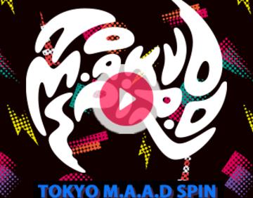 #KOKIMURA(@KOKIMURA_FUTIC)NAVI TOKYO M.A.A.D SPIN @MAADSPIN