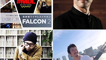 FALCON 2 presents 「GINZA 音楽手帖」スタートしました