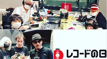 秋の夜長、文化の日は、 J-WAVE「TOKYO M.A.A.D SPIN」