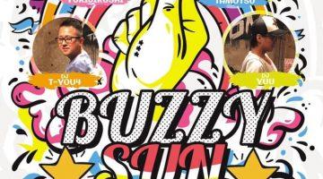 【DJ TAMOTSU、スケジュール更新!】「BUZZY SUN」にDJ YUKIJIRUSHIと共に登場!