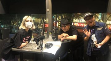【NAZWA!、ニュース更新!】今夜のJ-WAVE「TOKYO M.A.A.D SPIN」、 NAZWA!の月曜日にお迎えするのは、ラサール石井 (@lasar141 )さんが登場!