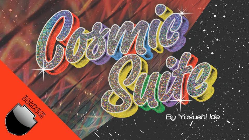 ◆超豪華ゲストによる COSMIC SUITE,SP!◆ @DOMMUNE に今夜トークで出演!!